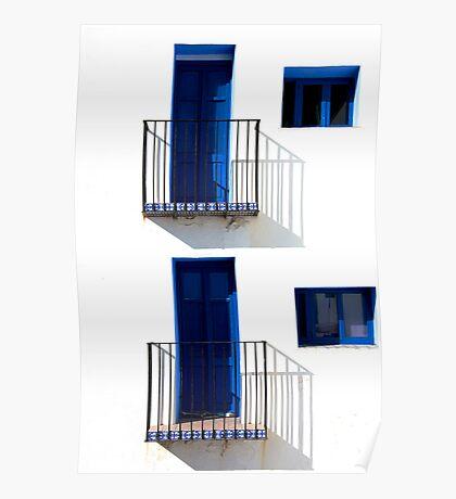 Doors & Windows Poster