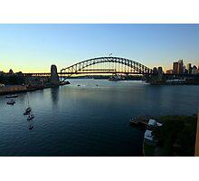 Sydney Harbour Bridge Photographic Print