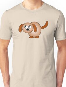 Little Cute Doggy Unisex T-Shirt