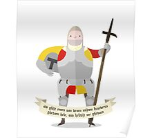 Medieval mercenary 4 Poster