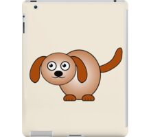 Little Cute Doggy iPad Case/Skin