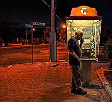 Night Time Caller! by JaninesWorld