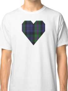 00382 Modern Baird Clan/Family Tartan  Classic T-Shirt