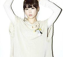 Lee Ji-Eun - IU (아이유) - KPOP Idol - Full Color by frc qt