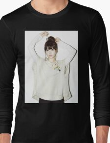 Lee Ji-Eun - IU (아이유) - KPOP Idol - Full Color Long Sleeve T-Shirt
