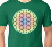 Sacred Geometry: Flower of Life Unisex T-Shirt