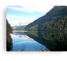 Mirror Lake 2 Canvas Print