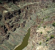 Beginnings of the Rio Grande by © Loree McComb