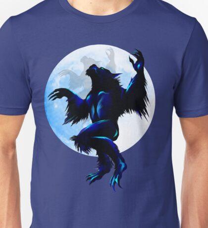 Werewolf On The Loose Unisex T-Shirt