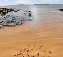 sunshine sand by morrbyte
