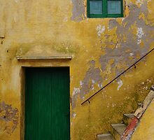 A Touch of Paint by montserrat