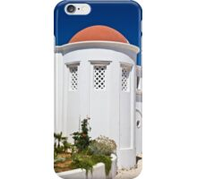 Old building in Rhodes iPhone Case/Skin