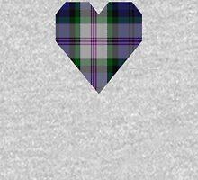 00383 Baird Dress Clan/Family Tartan  Unisex T-Shirt