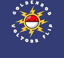 Goldenrod Voltorb Flip (in White) Unisex T-Shirt
