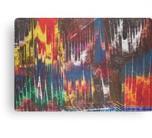 my colours Canvas Print