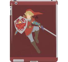 Link (Red) - Super Smash Bros. iPad Case/Skin