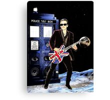 Doctor Rocker Canvas Print