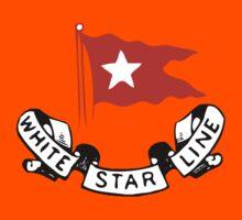 White Star Line (RMS Titanic) Kids Tee