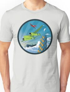 Retro Air Race Unisex T-Shirt