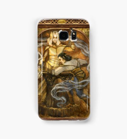 Annatar and the craft of ring-making Samsung Galaxy Case/Skin