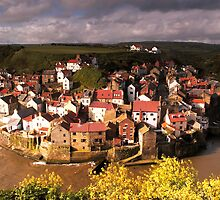 Staithes by Dave Hudspeth
