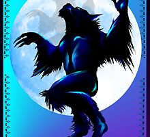 Werewolf On The Loose by Lotacats