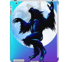 Werewolf On The Loose iPad Case/Skin