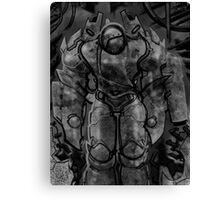 BREECHBLOCKK Canvas Print