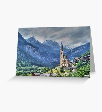 Heiligenblut (Holy Blood) Greeting Card