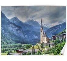 Heiligenblut (Holy Blood) Poster