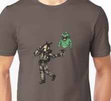 The Ghostbusters Fool Tarot Unisex T-Shirt