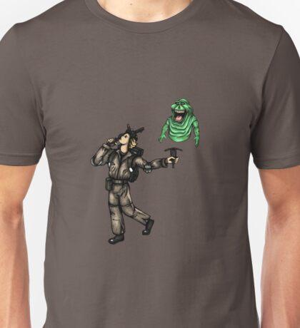 The Ghostbusters Fool Tarot Unisex T-Shirt