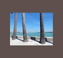 Three Palm Trees Unisex T-Shirt