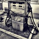 Gas pump by Olivier  Jules