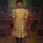 The Valentine Dress by Thu Nguyen