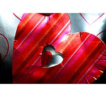 Hearts & Gifts... Photographic Print