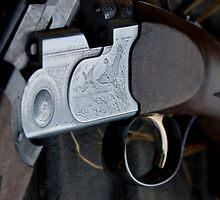 Field gun by Nigel Kenny