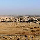 The Town of Palmyra where people used to live in peace  by MarcW