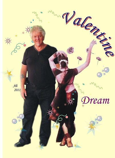 Valentine Dream with Ange by Bobby Dar
