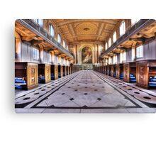 Greenwich Royal Naval College Chapel Canvas Print