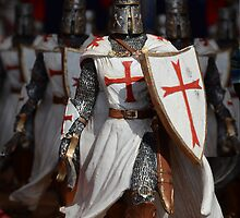 Knight Templar by Edwin  Catania
