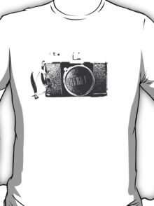 Diana Retro Camera T-Shirt