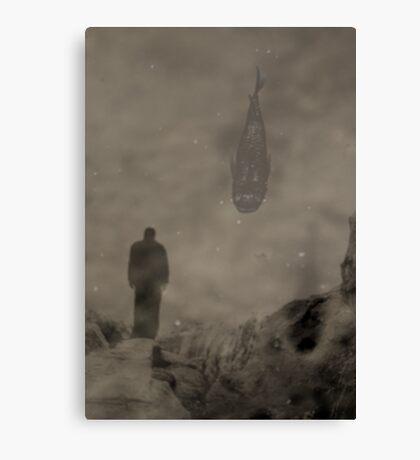Strange Reality Canvas Print