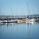 Stranraer Harbour, Scotland by sarnia2