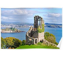 The Folly: Plymouth from Mount Edgcumbe Poster