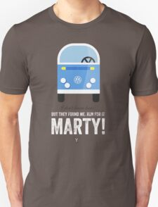 Cinema Obscura Series - Back to the future - libyans T-Shirt
