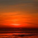 Snettisham Sunset by Norfolkimages
