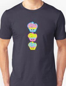 Cutie Cake Trio Unisex T-Shirt