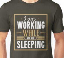 While sleeping 2 Unisex T-Shirt