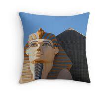 Luxor Throw Pillow